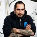 Dr.Lakra, un Maestro del tatuaje, de la calle a la galeria de arte