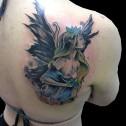 Tatuaje Hada a color