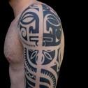 Tribal  Maori Brazo