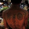 Tailandia quiere prohibir a los turistas hacerse tatuajes con imagenes Budistas