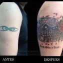 Tatuaje Maquina Escribir Cover