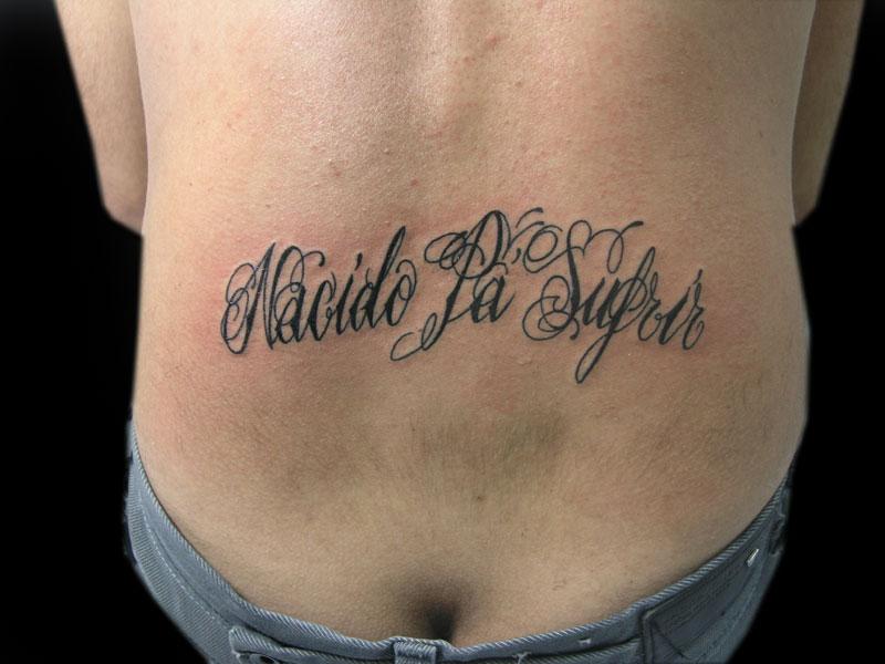 Tatuajes En La Espalda Disenos De Casas De Campo Rusticas