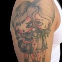 Tatuaje Gemelas
