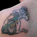 Tatuaje Yeti Bike