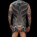 Tatuaje Tribal Espalda