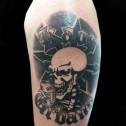 Tatuaje Kaos Urbano