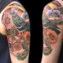 Tatuaje Cuervo y Faro