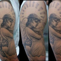 Tatuaje Diosa Griega