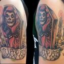 Tatuaje Misfits