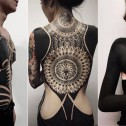 """Blackout tattoo"" Nueva tendencia"