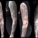 Tatuaje Brazo Celta