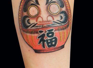 Tatuaje-Daruma-Japones