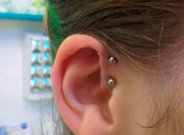 Piercing-Forward-Helix