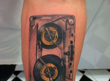 Tatuaje-Cassette