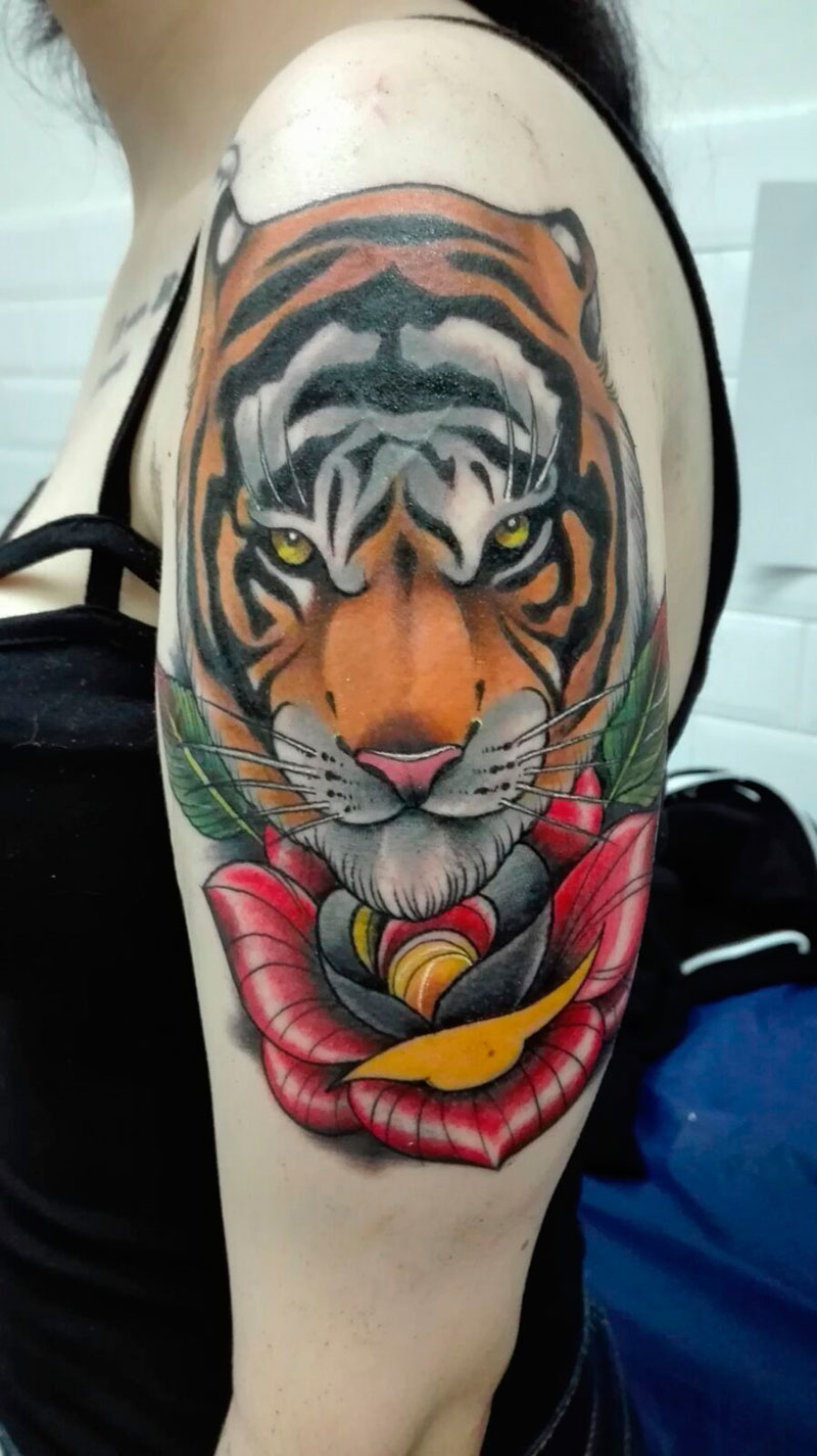 Tatuaje-Tigre-Color