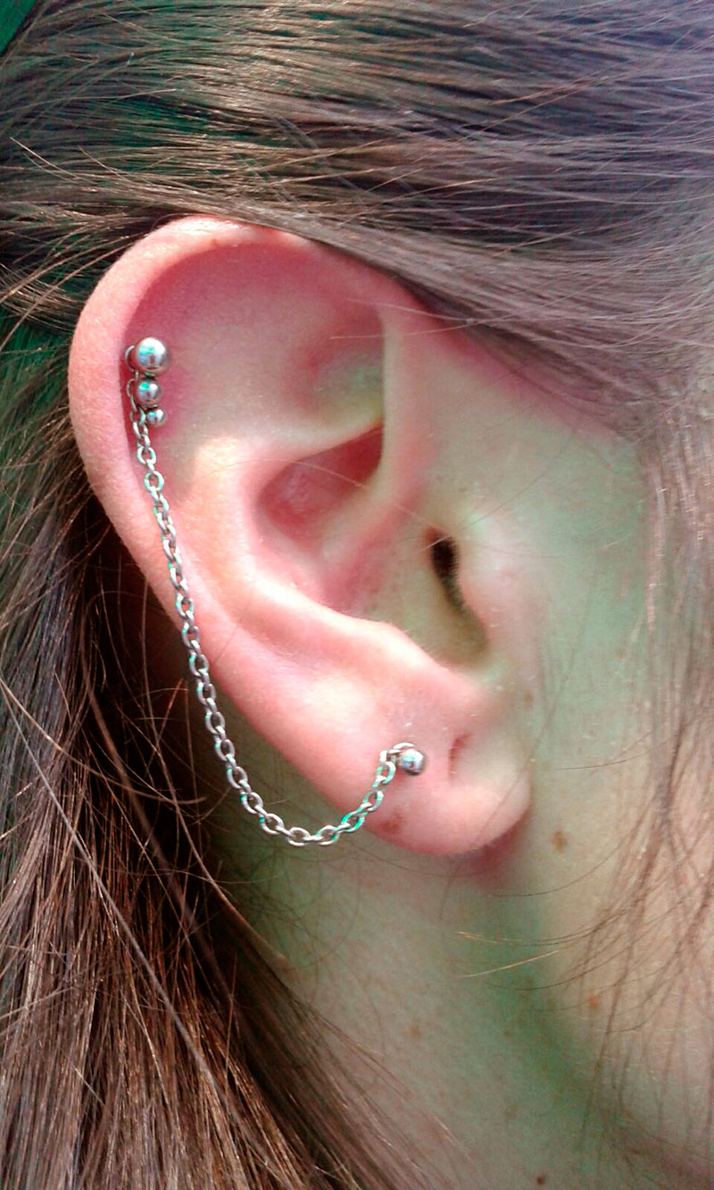 Piercing-lobulo-cartilago
