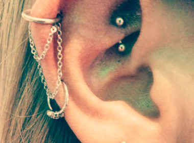 Piercings-oreja