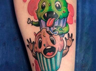 Tatuaje-Muffins