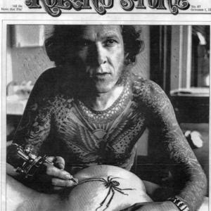 """Portada de la revista """"Rolling Stone"""""""