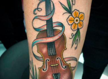 Tatuaje-Violin