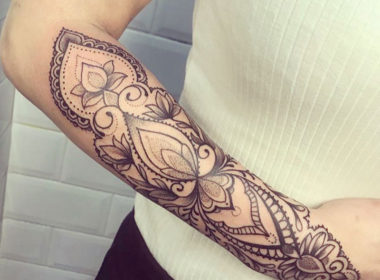 Tatuaje-Mandala-Antebrazo