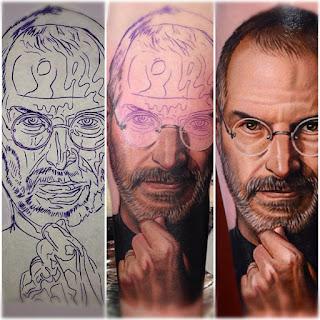 Artista tatuador Nikko Hurtado